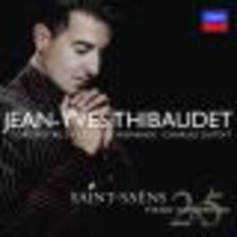 PIANO CONCERTOS NO.2&5 ORCH.DE LA SUISSE ROMANDE/CHARLES DUTOIT/THIBAUDET Audio CD, SAINT-SAENS, C., CD