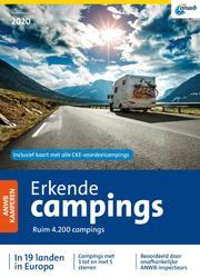 ANWB-gids Erkende Campings...