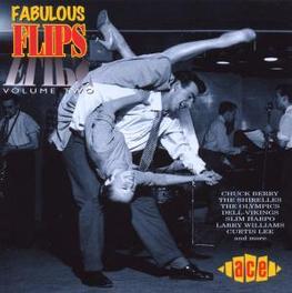 FABULOUS FLIPS VOL.2 GREAT B-SIDES,LLOYD PRICE,CHUCK BERRY,SLIM HARPO ETC Audio CD, V/A, CD