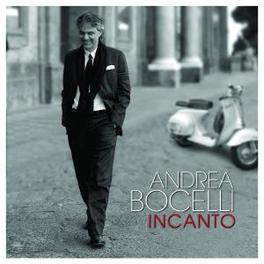 INCANTO Audio CD, ANDREA BOCELLI, CD