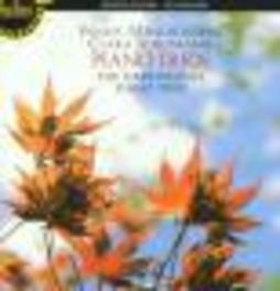 PIANO TRIO IN G MINOR DARTINGTON PIANO TRIO Audio CD, C./F.MENDELSSOH SCHUMANN, CD