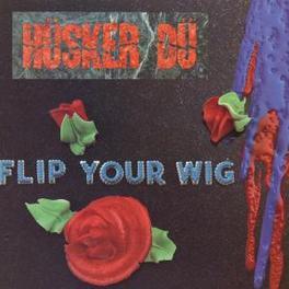 FLIP YOUR WIG Audio CD, HUSKER DU, CD