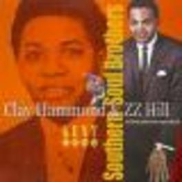 SOUTHERN SOUL BROTHERS 26 TRACKS Audio CD, HAMMOND, CLAY & ZZ HILL, CD