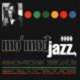 MO' MOD JAZZ W/CANNONBALL ADDERLEY, MONGO SANTAMARIA ORCH., BOOKER T Audio CD, V/A, CD