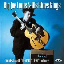 BIG JOE LOUIS 2CD//BIG JOU LOUIS & HIS BLUES KINGS & STARS IN THE SKY Audio CD, LOUIS, BIG JOE & HIS BLUE, CD