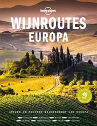 Lonely planet - Wijnroutes...