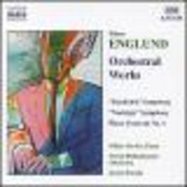 ORCHESTRAL WORKS W/NIKLAS SIVELOV-PIANO, TURKU PHIL.ORCH., JORMA PANULA E. ENGLUND, CD