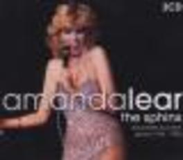 SPHINX -BEST OF- BEST OF 1976 - 1983 Audio CD, AMANDA LEAR, CD