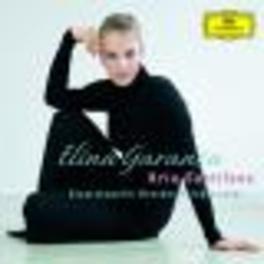 ARIA CANTILENA STAATSKAPELLE DRESDEN/FABIO LUISI Audio CD, ELINA GARANCA, CD