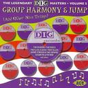 GROUP HARMONY & JUMP-26TR W/MID 50'S VOCAL GROUPS ON JOHNNY OTIS' & ELDO LABELS