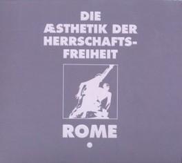 DIE AESTHETIK DER..1 .. CROSS OF WHEAT // PART 1 OF TRILOGY ROME, CD
