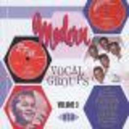 MODERN VOCAL GROUPS VOL.3 CADETS, CHIMES, CROWNS, FLAIRS, EBONAIRS, LAURELS,..... Audio CD, V/A, CD