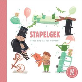 Sesam-kinderboeken Stapelgek superdiverse kinderboeken