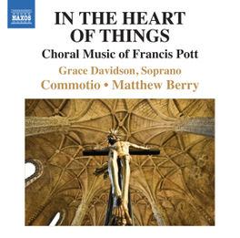IN THE HEART OF THINGS:CH COMMOTIO/MATTHEW BERRY F. POTT, CD