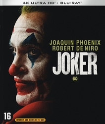 Joker, (Blu-Ray 4K Ultra HD)
