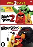 Angry birds movie 1+2, (DVD)