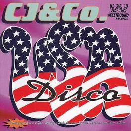 USA DISCO Audio CD, CJ & CO., CD
