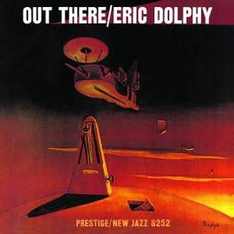 OUT THERE RUDY VAN GELDER REMASTERS Audio CD, ERIC DOLPHY, CD