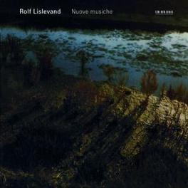 NUOVE MUSICHE Audio CD, ROLF LISLEVAND, CD