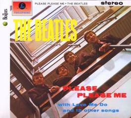 PLEASE PLEASE ME -REMAST- DIGIPACK, INCL. MINIDOCUMENTARY ABOUT THE ALBUM Audio CD, BEATLES, CD