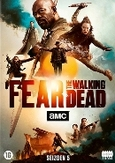 Fear the walking dead - Seizoen 5, (DVD)