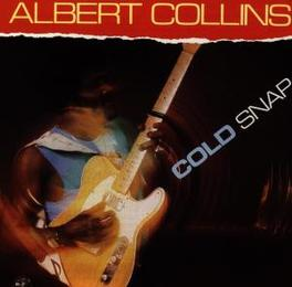 COLD SNAP Audio CD, ALBERT COLLINS, CD