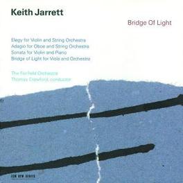 BRIDGE OF LIGHT W/ THE FAIRFIELD ORCHESTRA Audio CD, KEITH JARRETT, CD