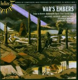 WAR'S EMBERS W/M.GEORGE, M.HILL, S.VARCOE, C.BENSON Audio CD, V/A, CD