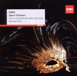OPERA CHORUSES RICCARDO MUTI G. VERDI, CD