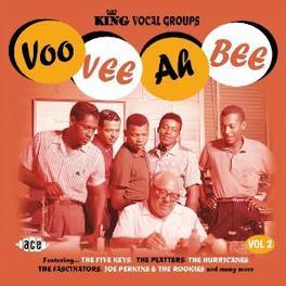 VOO VEE AH BEE KING VOCAL GROUPS VOL.2 Audio CD, V/A, CD