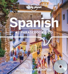 Lonely Planet Spanish...