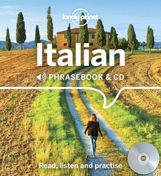 Lonely planet phrasebook:...