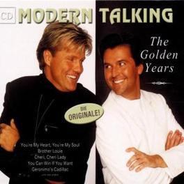GOLDEN YEARS 1985-1987 Audio CD, MODERN TALKING, CD