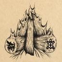 SPLIT LP -COLOURED- FIRE...