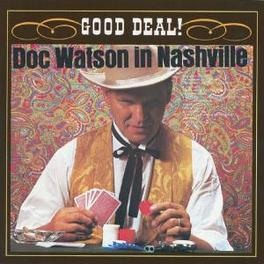 IN NASHVILLE, GOOD DEAL ! 1968 VANGUARD ALBUM Audio CD, DOC WATSON, CD
