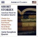 SHORT STORIES WORKS BY IVES/HIGDON/STURM