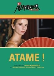 Pedro Almodovar - Atame, (DVD)