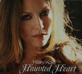 HAUNTED HEART Audio CD, HILARY KOLE, CD