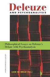 Deleuze and Psychoanalysis