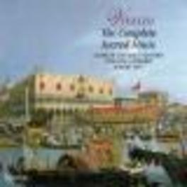 COMPLETE SACRED MUSIC*BOX KINGS CONSORT/ROBERT KING Audio CD, A. VIVALDI, CD