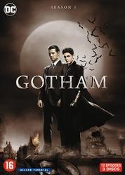 Gotham - Seizoen 5, (DVD)