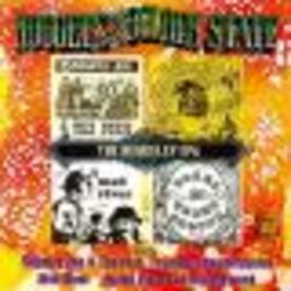 BERKELEY EP'S(NUGGETS FR) 4XEP FROM MAD RIVER,COUNTRY JOE,NOTES FROM THE UNDERGRO Audio CD, V/A, CD
