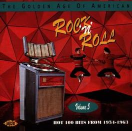 GOLDEN AGE OF US R&R V.5 VOL.5:30 SONGS FROM 54-63 AO CLOVERS,BELMOTS,JEAN & DEA Audio CD, V/A, CD
