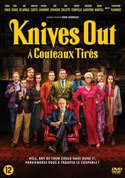 Knives out, (DVD)