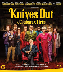 Knives out, (Blu-Ray)