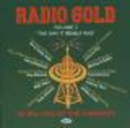 RADIO GOLD 3'THE WAY IT R 30 TRACKS WITH 16 NR 1`S FATS DOMINO/TOKENS/ROY ORBINSO Audio CD, V/A, CD
