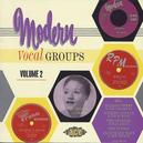 MODERN VOCAL GROUPS 2-24T FLAIRS/ROBINS/SHIRLEY GUNTER/OSCAR MCLOLLIES & HONEYJUM