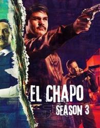 El Chapo - Seizoen 3 , (DVD)