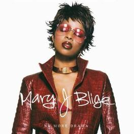 NO MORE DRAMA -18TR- *NEW VERSION INCL. 'DANCE FOR ME' + 3 REPLACED SONGS* Audio CD, MARY J. BLIGE, CD