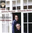 VIOLIN SONATAS MARWOOD/MADZAR